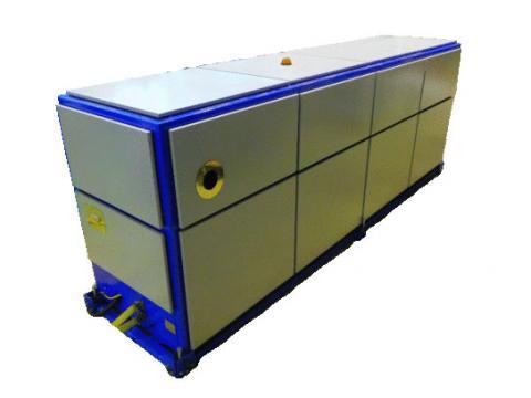 Электроразрядные газовые лазеры большой мощности