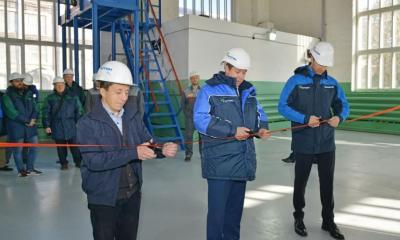 В Омске открылся высокотехнологичный Центр лазерных технологий